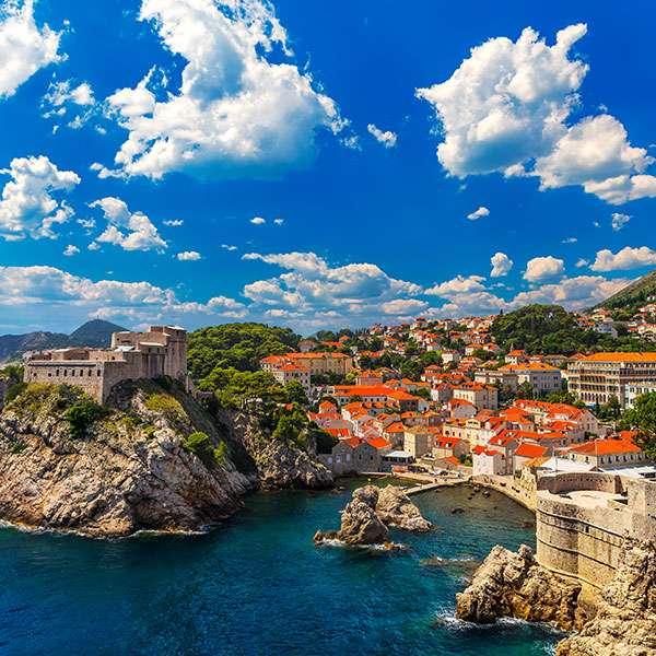 Predpoveď počasia Chorvátsko - Dubrovnik