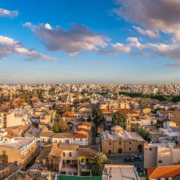 Predpoveď počasia Cyprus - Nikózia