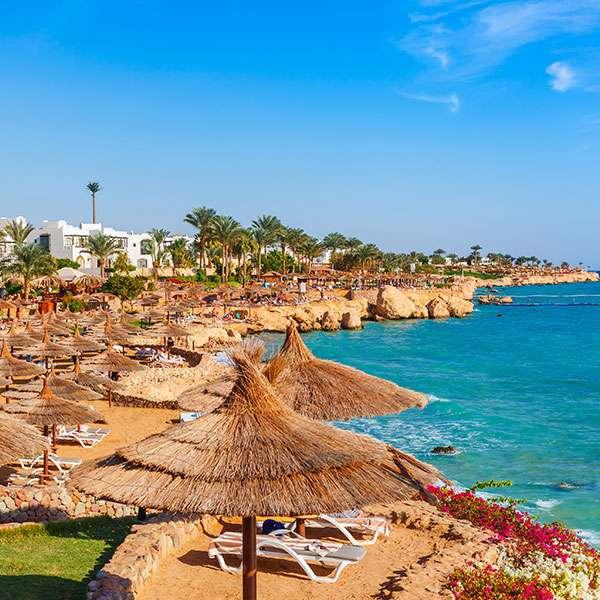 Predpoveď počasia Egypt - Hurghada