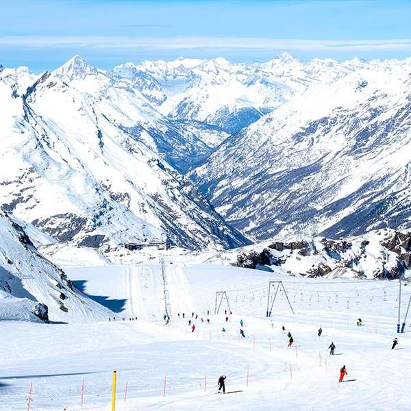 Predpoveď počasia Švajčiarsko - Zermatt