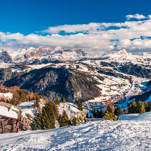 Predpoveď počasia Taliansko - Alta Badia