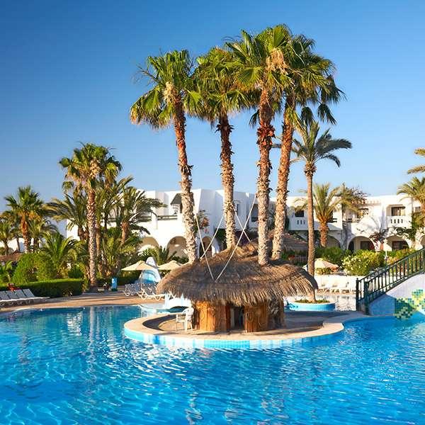 Predpoveď počasia Tunisko - Džerba